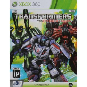 بازی حراجی Transformers: War for Cybertron XBOX 360
