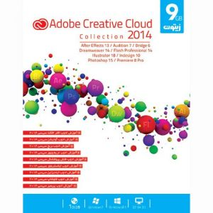 Adobe Creative Cloud Collection 2014 1DVD9 زیتون