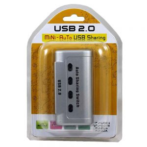 سوییچ FJ-U045 USB Sharing 4Port