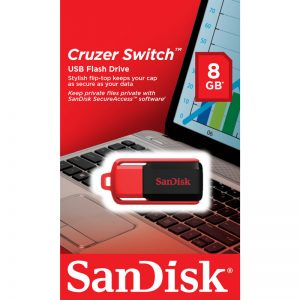 فلش SanDisk Cruzer Switch 8GB