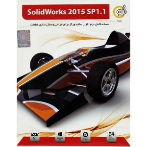 Solid Works 2015 SP1.1 1DVD9 گردو
