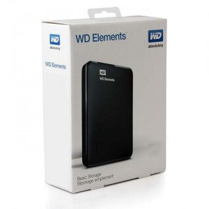 باکس هارد Western Digital Elements USB3.0
