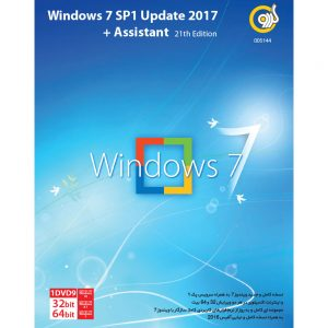 Windows 7 SP1 + Assistant 21th Edition 1DVD9 گردو