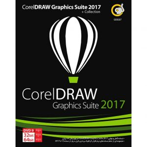 CorelDRAW Graphics Suite 2017 + Collection 1DVD9 گردو