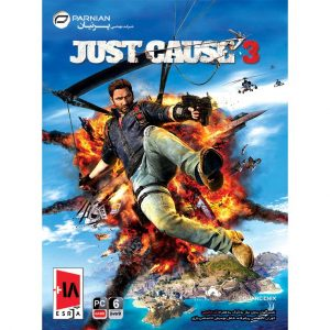 Just Cause 3 6DVD9