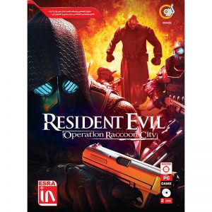 Resident Evil Operation Raccoon City PC 2DVD