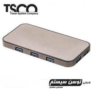 هاب TSCO THU 1112 7Port USB3.0 + گارانتی