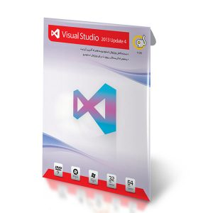 Visual Studio 2013 Update 4 1DVD9 گردو