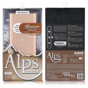 پاوربانک ALPS WP-010 10000mAh