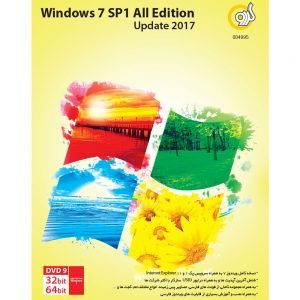 Windows 7 SP1 All Edition 1DVD9 گردو