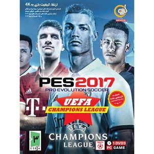 PES 2017 UEFA Champions League 4K PC 1DVD9