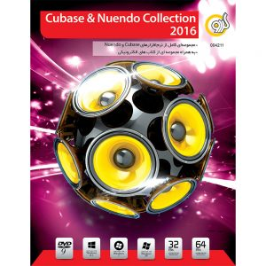 Cubase & Nuendo Collection 2016 1DVD9 گردو