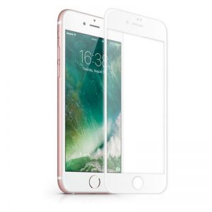 گلس RINCO 4D iPhone 6 plus سفید
