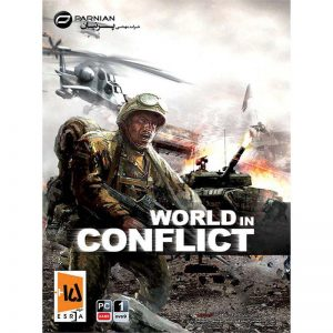 World in Conflict PC 1DVD9