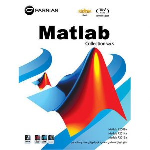 Matlab Collection Ver.5 2DVD9 پرنیان