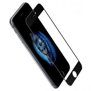گلس RONIX 4D iPhone 7 مشکی