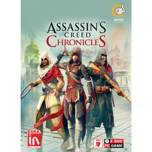 Assassin's Creed Chronicles PC 2DVD