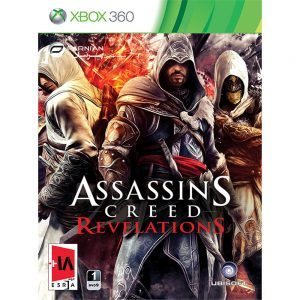 Assassin's Creed Revelations XBOX 360