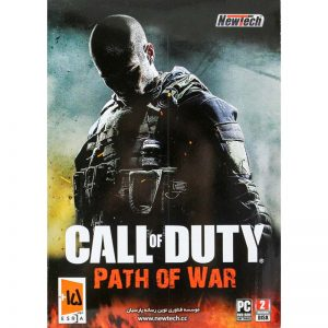 Call of Duty Path Of War PC 2DVD