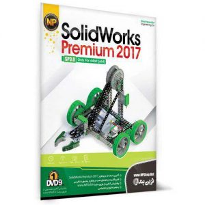 SolidWorks Premium 2017 SP3 64Bit 1DVD9 نوین پندار