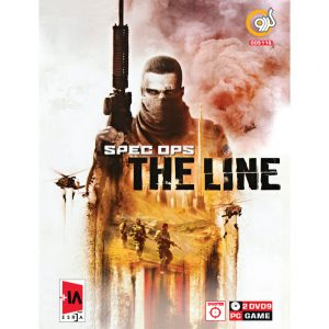 Spec Ops The Line PC 2DVD9