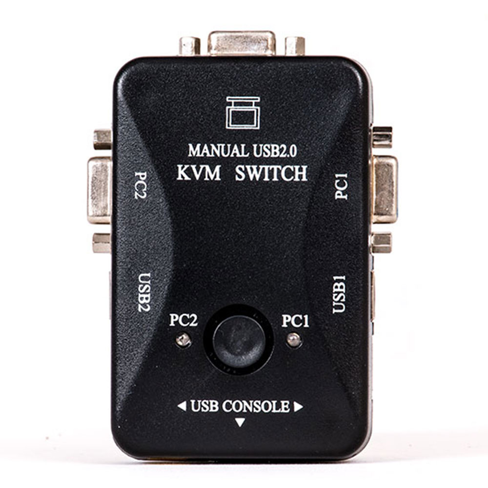 KVM SWITCH 2 PORT USB | KVM SWITCH 2 PORT USB
