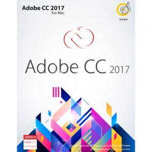 Adobe CC 2017 For Mac 1DVD9