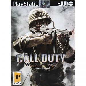 Call Of Duty World At War Final Front PS2