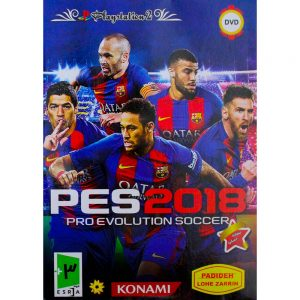 PES 2018 PS2 انگلیسی