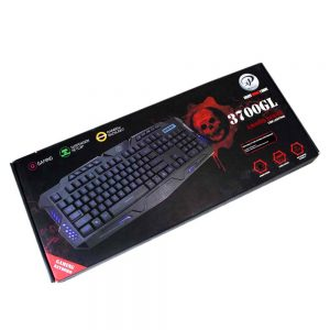 کیبورد XP-3700GL Gaming Lighting
