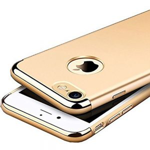 iPhone 7 iPaky Gold Case