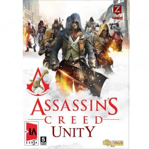 Assassins Creed UNITY PC 5DVD9