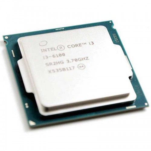 پردازنده CPU Intel Core™ i3-6100 Processor