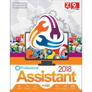 Professional Assistant 2018 1DVD9 زیتون