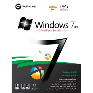 Windows 7 SP1 + DriverPack Solution (Ver.15) 1DVD9 پرنیان