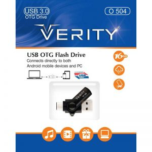 فلش وریتی Verity O504 OTG USB3.0 16GB