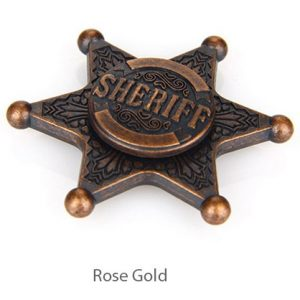 sheriff spinner