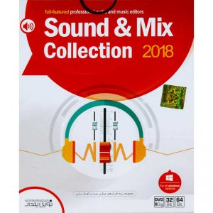 Sound & Mix Collection 2018 1DVD9 نوین پندار