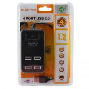 هاب DIANA P-1601 4-Port USB2.0