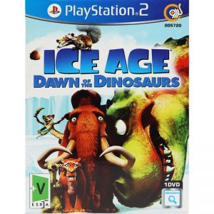 ice age dawn of the dinosaurs PS2 گردو