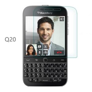 گلس شیشه ای BlackBerry Q20