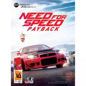 Need For Speed Payback PC 4DVD