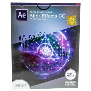 Adobe After Effects CC 2018 Collection 1DVD9 نوین پندار