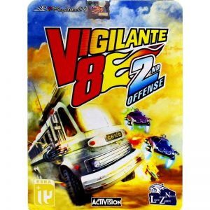 ماشين جنگی Vigilante 8 2nd Offense PS2