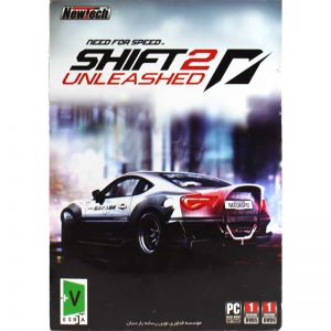 need for speed shift2 unleashed PC 2DVD9