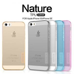 قاب ژله ای NILLKIN Nature Tpu Apple iPhone 5/5s/SE