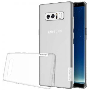 قاب ژله ای NILLKIN Nature Tpu Samsung Galaxy note 8