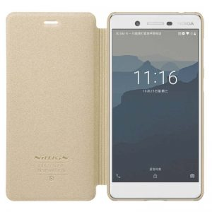 کیف نیلکین Nillkin Sparkle Leather Case for Nokia 7