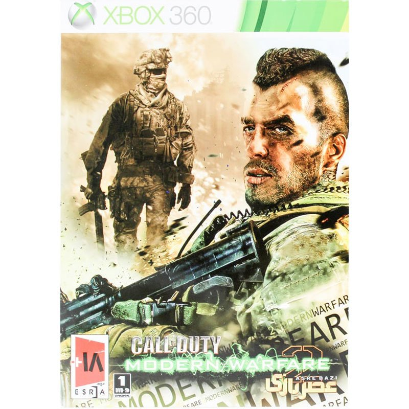 Call Of Duty 4 Modern Warfare 2 XBOX 360
