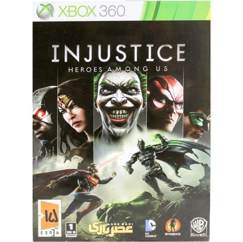 Injustice Heroes Among Us XBOX 360